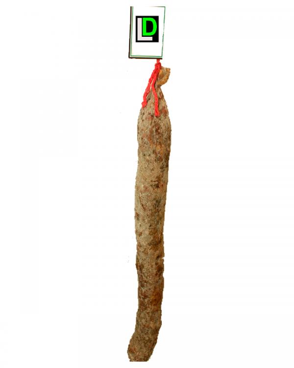 Chorizo de bellota ibérico cular
