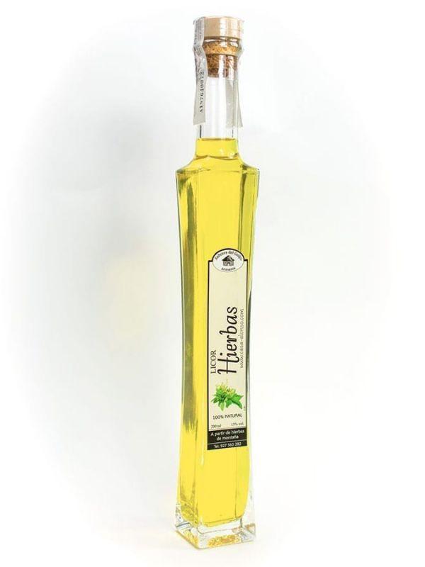 Licor de hierbas 200 ml.