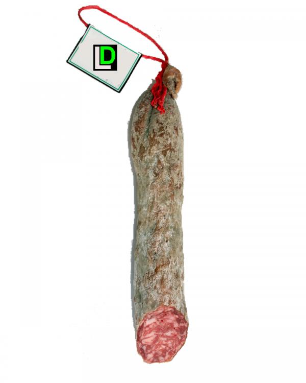 Medio salchichón de bellota ibérico cular