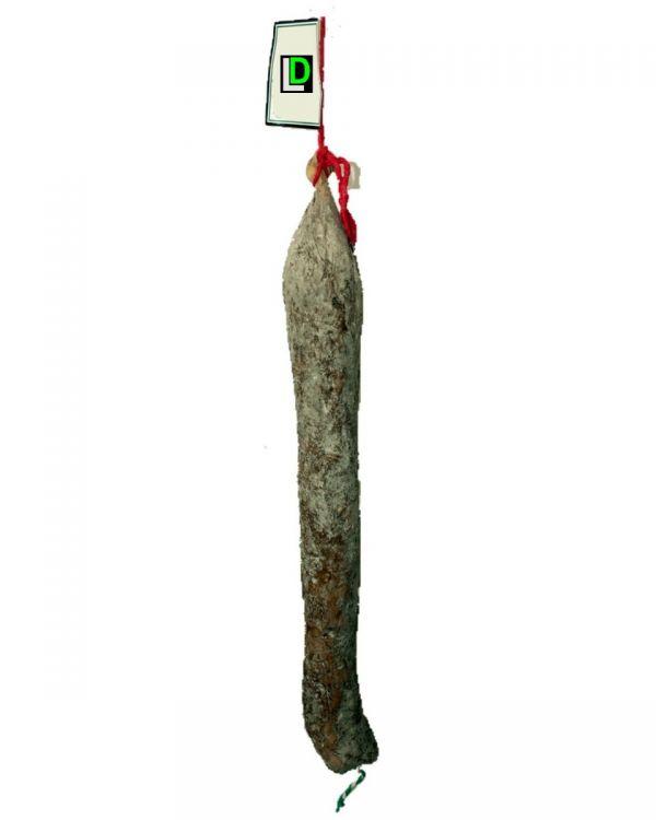 Salchichón de bellota ibérico cular