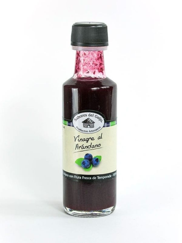 Vinagre al arándano  100 ml